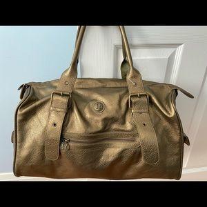Pending - Lululemon Bronze colour Podium bag
